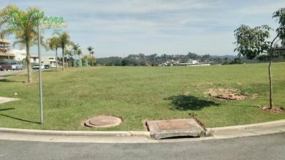 Terreno Residencial À Venda, 751 M² - Alphaville Granja Viana. - Te0334