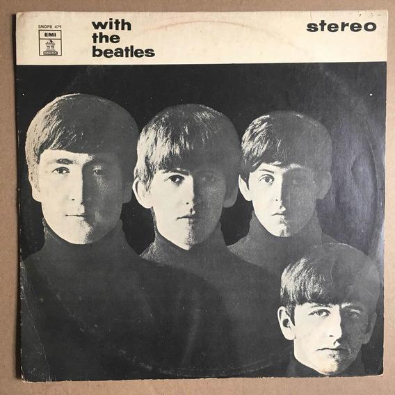 Disco Beatles Relíquia -1963 Álbum With The Beatles