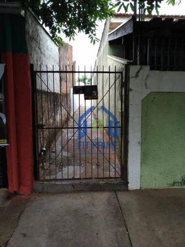 Casa Com 1 Dormitório À Venda, 45 M² Por R$ 85.000,00 - Vila Esplanada - São José Do Rio Preto/sp - Ca2585