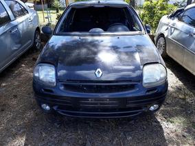 Sucata Renault Clio Hatch 1.0 16v 2002 Somente Para Peças