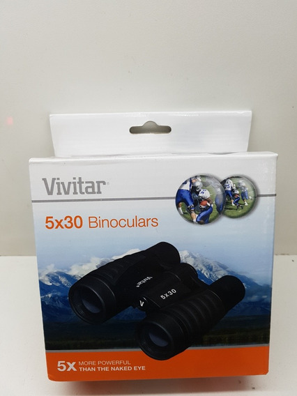 Binoculos 5×30 Vivitar