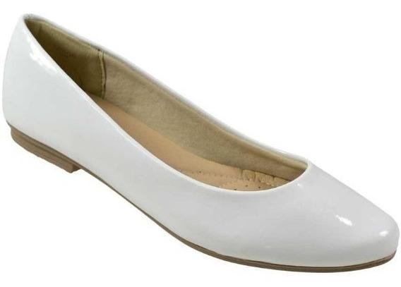 Sapatilha Feminina Sapato Facinelli Branco Premium!!!