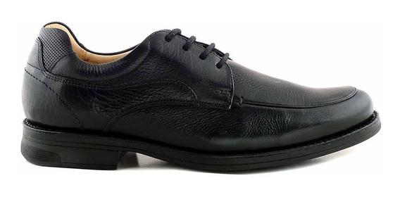 Zapato Hombre Cuero Confort Liviano Anatomico Hcac 00893