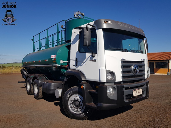 Caminhão Vw 26280 2014 Traçado Bombeiro Gascom / Raridade