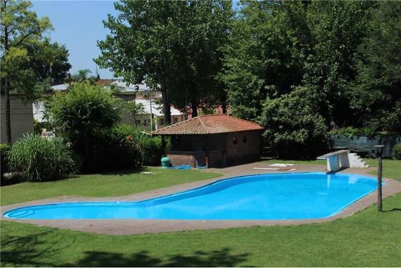 Casa Quinta Con Gran Parque Arbolado. Lote 3770m2