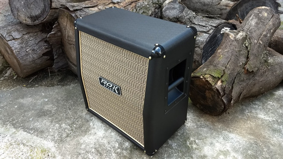 Caixa (gabinete) 1x12 Guitarra - Mini Rox - (sem Falante).