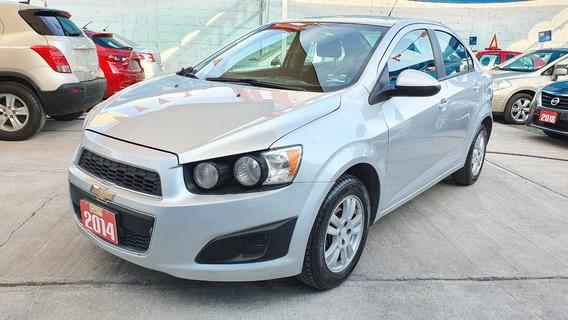Chevrolet Sonic Lt Std 2014