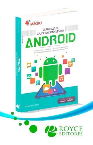 Imagen 1 de 2 de Desarrollo De Aplicaciones Móviles Con Android