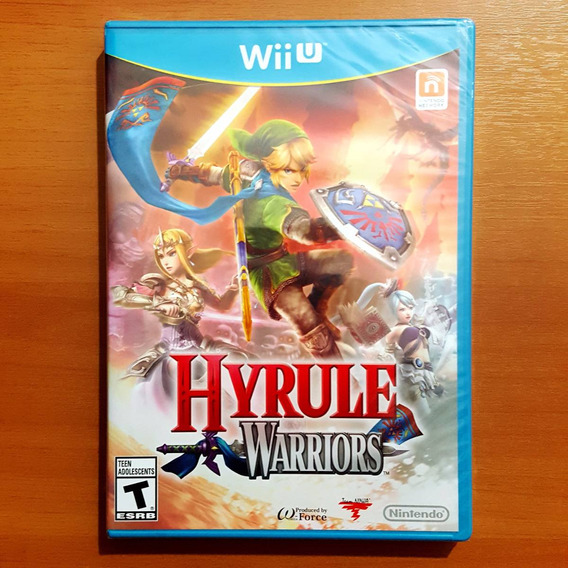 Hyrule Warriors - Wii U ( Novo )