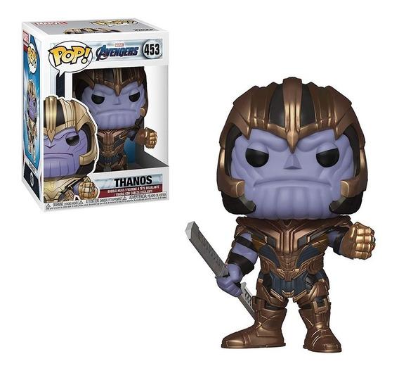 Funko Pop Marvel Avengers Endgame Thanos 453