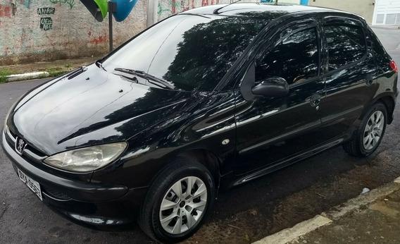 Peugeot 206 1.4 Flex Ano 2007