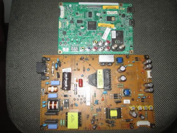 Kit Placa Fonte E Placa Principal Lg 42 Ln5500