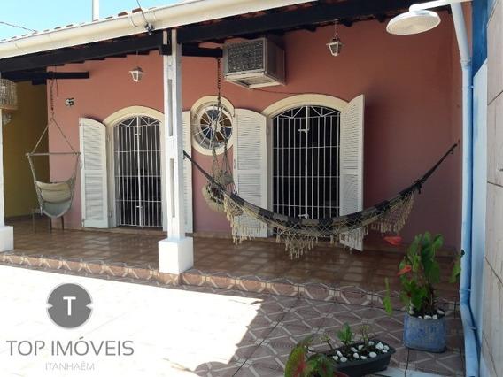 Linda Casa No Bairro Gaivota A 300 Metros Da Praia Com 3 Dormitórios - Ca00205 - 33714115