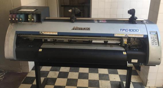 Impressora Plotter Mimake Tcp 1000