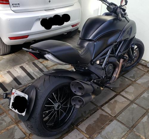 Ducati Diavel Dark