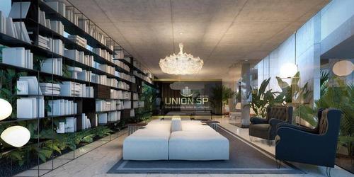Apartamento Com 1 Dormitório À Venda, 61 M² Por R$ 1.536.064,00 - Vila Nova Conceição - São Paulo/sp - Ap47055