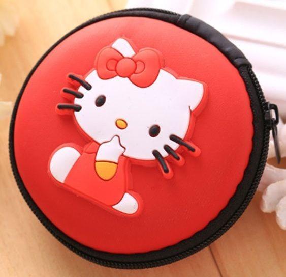Monedero - Guardacosas Hello Kitty