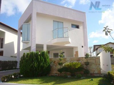 Casa Em Condomínio Fechado- Neópolis - Codigo: Ca0142 - Ca0142