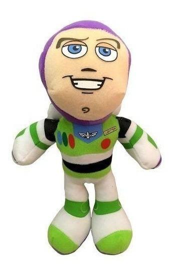 Pelúcia Buzz Lightyear - Toy Story - Candide - 30 Cm