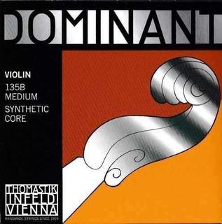 Encordoamento P/ Violino Dominant Thomastik 4/4 Original