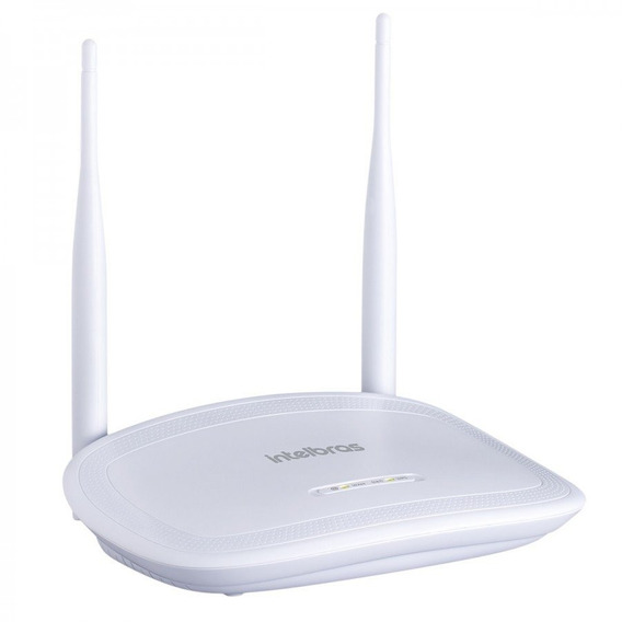 Roteador Wireless Iwr3000n 300mbps - Intelbras - 300 Mbps -