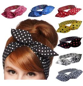 Tiara Anita Faixa De Arame Headband Moda Vintage