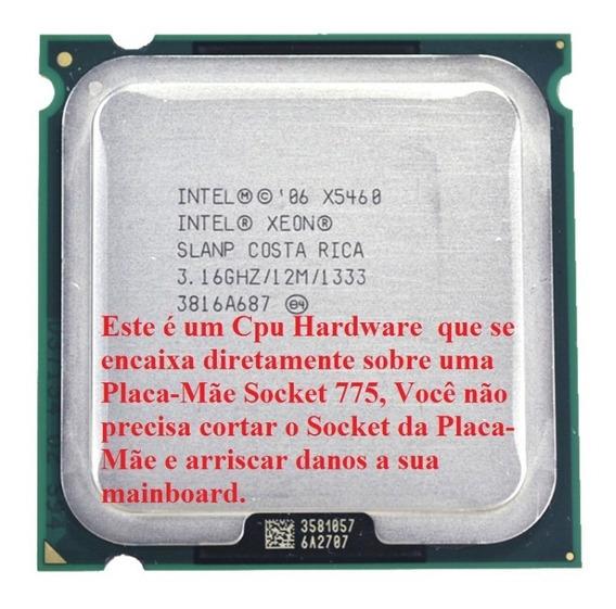 Intel Xeon X5460 Processador(3.16ghz/12 M/1333) 775
