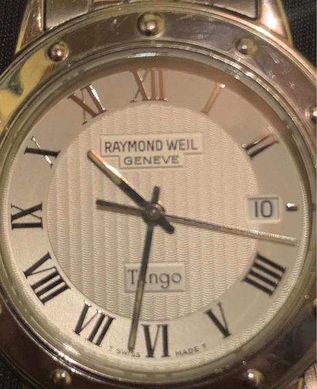 Relogio Suíço Raymond Weil- Geneve Tango- Nao Possuo Caixa