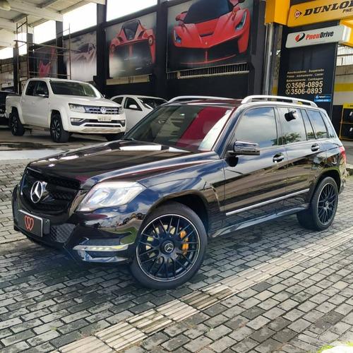 Imagem 1 de 10 de Mercedes-benz Glk 220 2.1 Cdi 4x4 Diesel 4p Automático