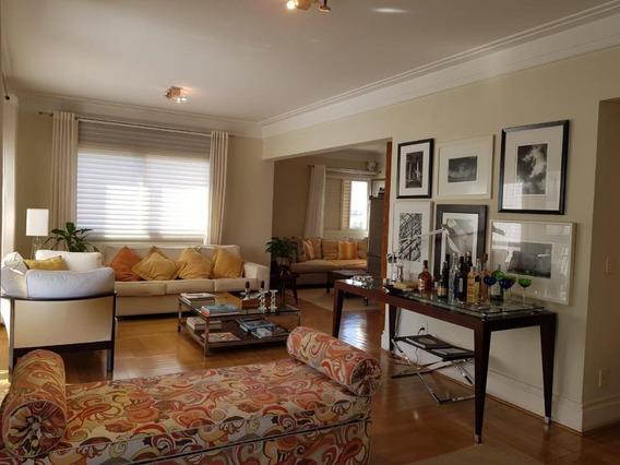 Apartamento No Campo Belo Pronto Para Entrar E Morar - Ap4982