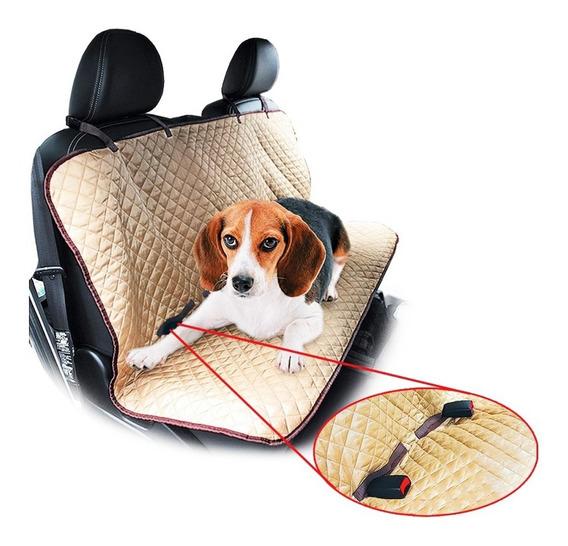 Capa Protetora Banco De Carro Traseiro Chalesco Para Cães