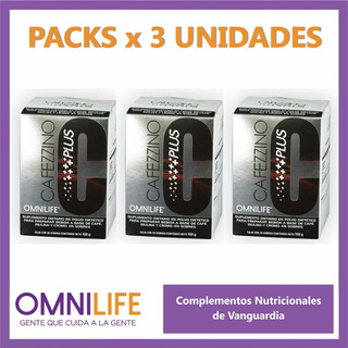 Cafe Para Perder Peso De 2 A 6 Kilos X3 Cajas - Omnilife