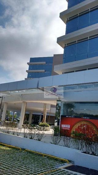Sala Para Alugar, 35 M²- Jardim São Pedro - Mogi Das Cruzes/sp - Sa0008