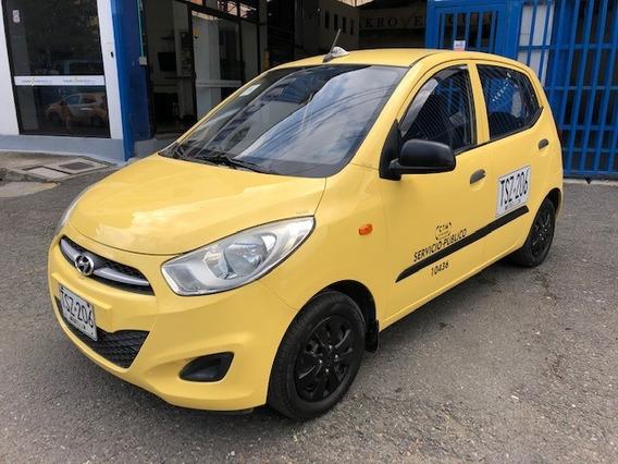 Taxi Hyundai I10 2013 Cootransmede