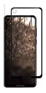 Película Gel 5d Moto One Vision 6.3 Cobre 100% Toda Tela +nf