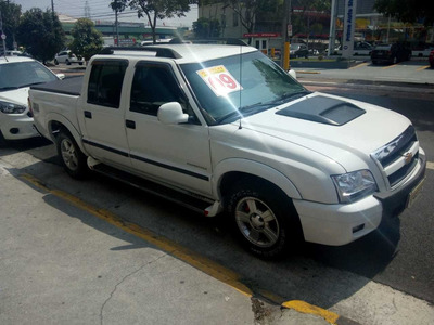 Gm S10 Advantage 2009 Flex Cabine Dupla