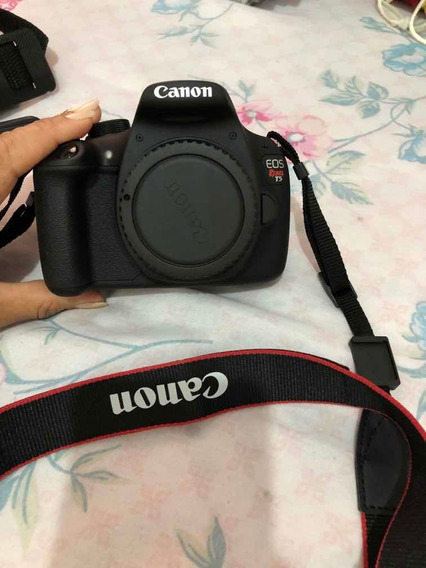 Vendo Excelente Câmera Profissional Eos Rebel T5 Digital