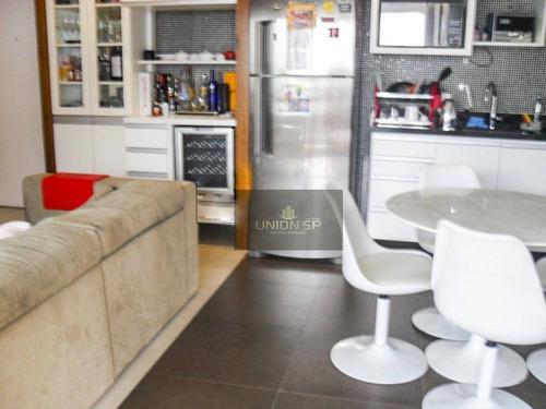 Apartamento À Venda, 70 M² Por R$ 610.000,00 - Morumbi - São Paulo/sp - Ap37085