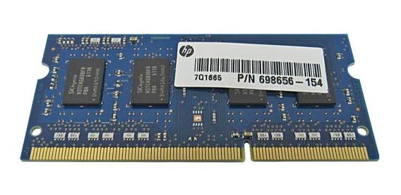 Memoria Hp 4gb Ddr3 1600 Sodimm