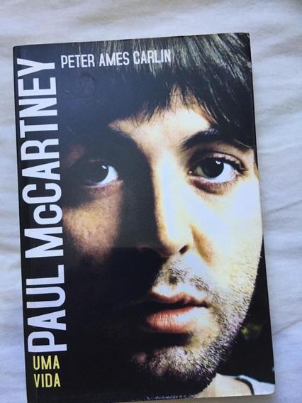 Livro Paul Mccartney: Uma Vida