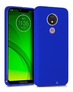 Funda Silicona Silicone Case Motorola Moto G6 G7 Plus Power