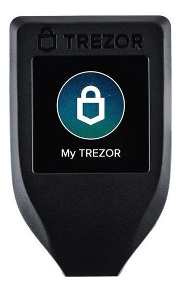 Trezor Model T Hardware Wallet (novo)