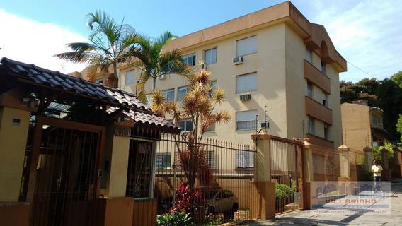 Villarinho Vende Ótimo Apartamento 02 D, Vaga Escriturada - Ótima Localização - 59 M² Há Poucos Metros Da Otto Niemeyer - R$245.000,00 - Ap1189