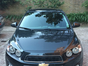 Chevrolet Sonic Ltz Hatch Extra Full