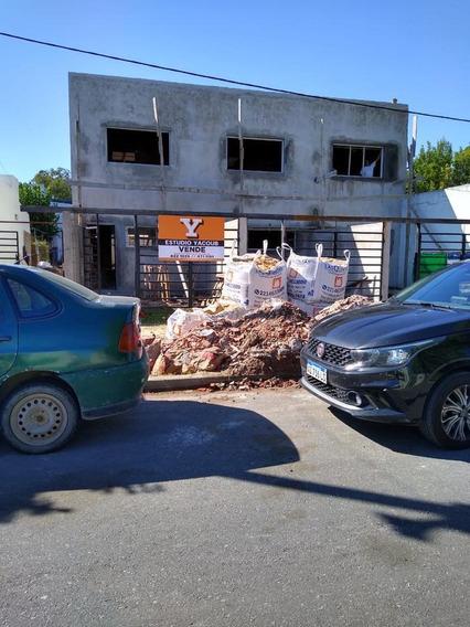 Duplex 2 Dormitorios,2 Baños Y Cochera-lote 100 Mts 2- Barrio Gambier