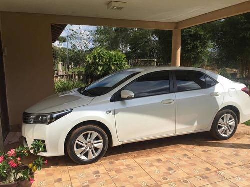 Toyota Corolla 2015 1.8 16v Gli Flex Multi-drive 4p