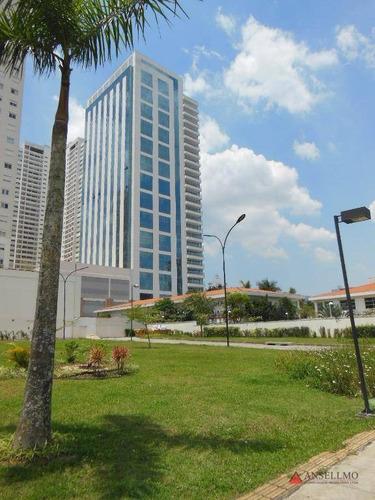 Imagem 1 de 17 de Sala À Venda, 56 M² Por R$ 325.000,00 - Centro - São Bernardo Do Campo/sp - Sa0401