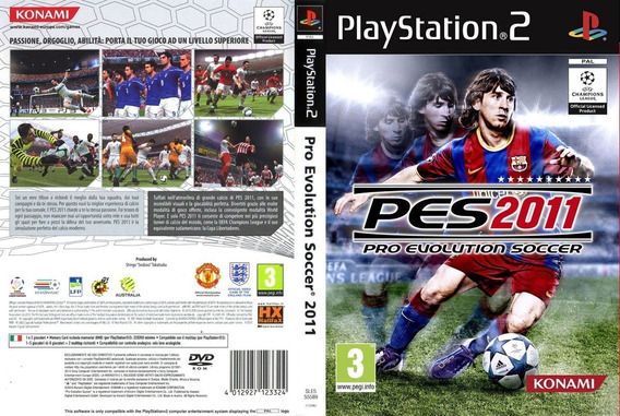 Patch Pes 2011 Ps2