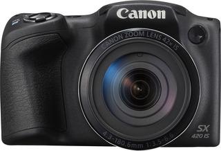 Camara Canon Powershot Sx420 Is 20mp 42x Estabilizador De Im