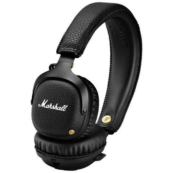 Fone De Ouvido Marshall Mid Ear 04091742 Bluetooth - Preto